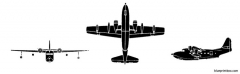 grumman sa 16 albatross model airplane plan
