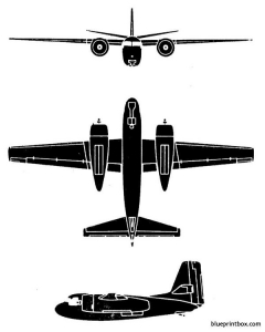 grumman tf 1 trader model airplane plan