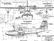 grummang44 2 3v model airplane plan