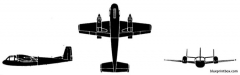 grummann a 1 mohawk model airplane plan