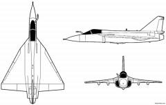 hal lca tejas light combat aircraft model airplane plan