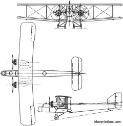handley page hp33 36 hinaidi 1927 england model airplane plan