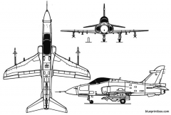 hawk 200 model airplane plan