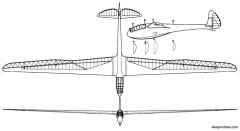 hehs nemere model airplane plan