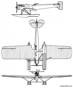 heinkel he 1 model airplane plan