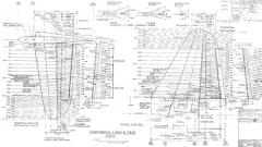 hughes hk  1 spruce goose 5 model airplane plan