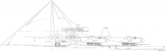hughes hk  1 spruce goose 8 model airplane plan
