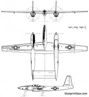 hughes xf 11 2 model airplane plan