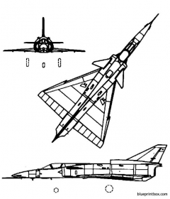 iai cfir c7 model airplane plan