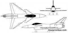 iai lavi model airplane plan
