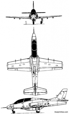 iar 99 soim 1985 romania model airplane plan