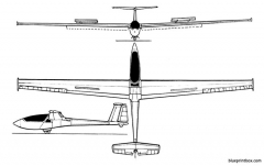 icaer is 28b2 model airplane plan