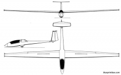 icaer is 29d model airplane plan