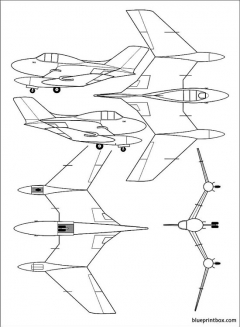 ikarus p 453 mw model airplane plan
