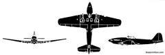 ilyushin il 10 beast model airplane plan