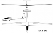 is29d 3v model airplane plan