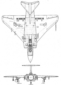 javelin 2 3v model airplane plan