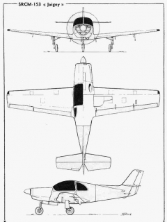 joigny 3v model airplane plan