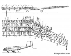 junkers 1930 100t model airplane plan