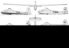 ka8b 3v model airplane plan