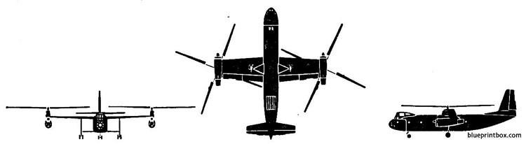 kamov ka 20 model airplane plan