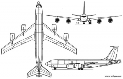 kc 135r model airplane plan