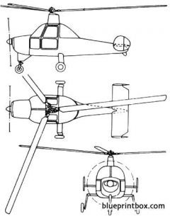 kellet kd 10 model airplane plan