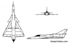 kfir model airplane plan
