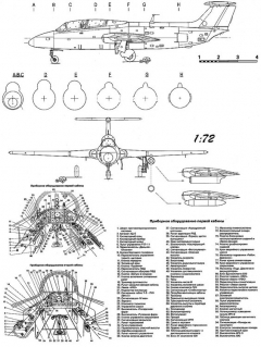 l29 1 3v model airplane plan