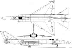 lavochkin la 250 anakonda 2 model airplane plan