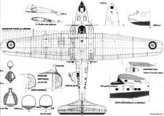 leo h470 model airplane plan