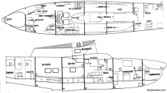 leo h470 4 model airplane plan