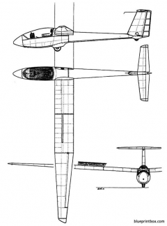 letov l 33 solo model airplane plan