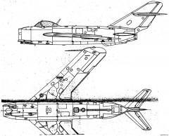 lim 5p 4 model airplane plan