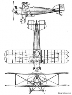 lincoln sport model airplane plan