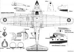 liore et olivier h470 01 model airplane plan