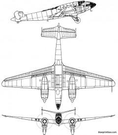 liore et olivier leo 45 model airplane plan