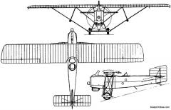 liore olivier leo 8 1923 france model airplane plan