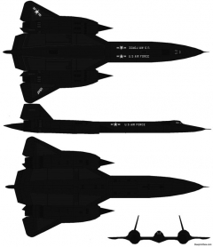 lockheed a 12 model airplane plan