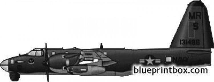 lockheed op 2e neptune model airplane plan
