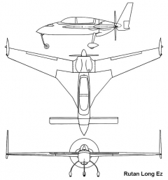 longez 3v model airplane plan