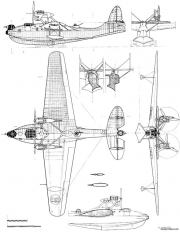 macchi mc 99 01 model airplane plan