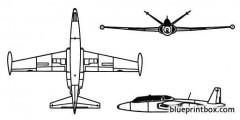 magister cm 170 model airplane plan