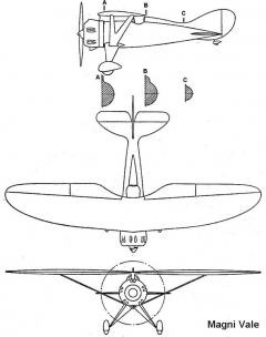 magni 3v model airplane plan