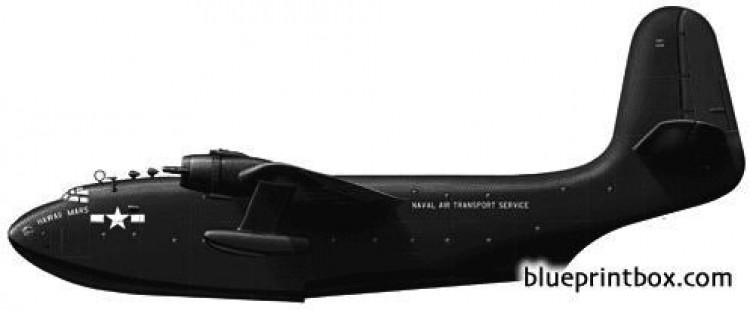 martin mars jrm 1 mars model airplane plan