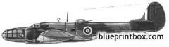 martin maryland model airplane plan