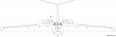 martin yp6 m seamaster 01 model airplane plan