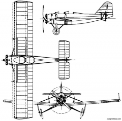 mcdonnell doodlebug 1929 usa model airplane plan