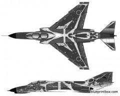mcdonnell douglas f 4ej phantom ii 2 model airplane plan
