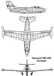 md450 1 3v model airplane plan